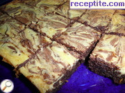 recipe photo 29 Cheesecake - Brownie