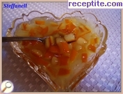 Jam orange peel with Gelfix Extra 21