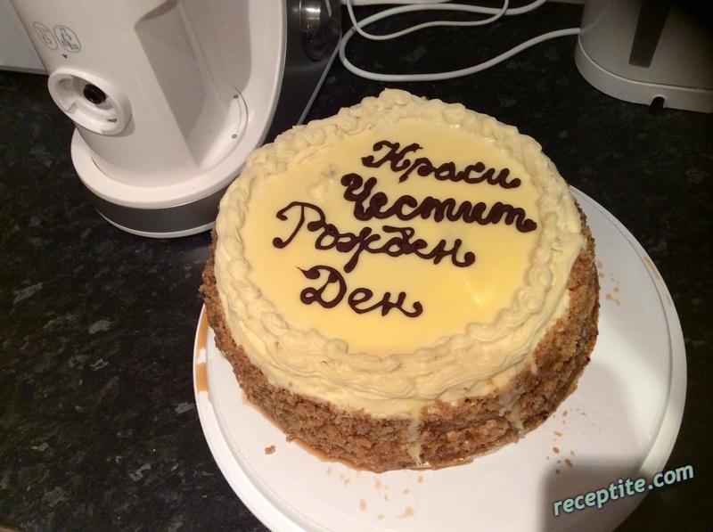 Снимки към Торта Бяла Неделя