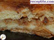 снимка 6 към рецепта Ябълков сладкиш с грис