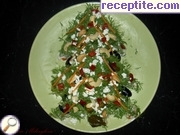recipe photo 3 Salad Christmas tree