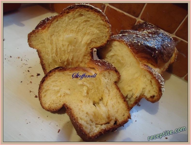 Снимки към Козунак на конци в машина за хляб - II вид