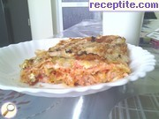 Banitsa-ready pizza peel