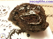 Chocolate sponge cake * Mr. Shock *