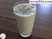 Tropical Omega 3 egg white shake