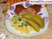 Рулца от свинско филе - II вид