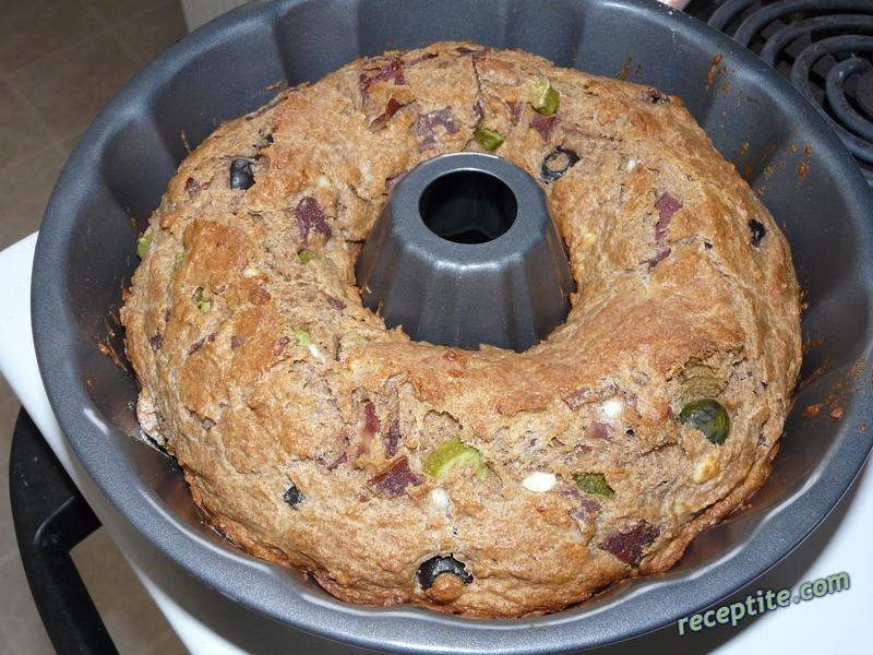 Снимки към Солен кекс