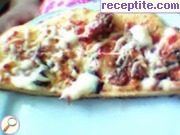 Pizza pie 6 minutes