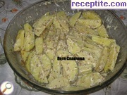 recipe photo 1 Baby potatoes with mayonnaise and mustard grains