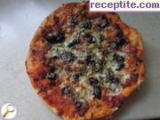 снимка 12 към рецепта Пърленка със сирене и кашкавал