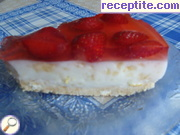 recipe photo 1 Fruit parfait layered cake-baking without