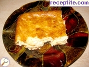 Feta cheese in the oven