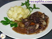 Beef Burgundy Julia Child