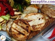Potatoes Grilled