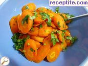 Carrots in Moroccan