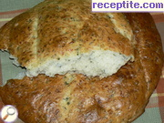 recipe photo 2 Bread with basil and parmesan