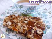 recipe photo 2 Panforte (Panforte) - strong bread