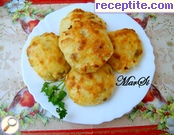 Potato patties with spices