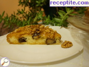 recipe photo 18 Apple cake with caramel sauce