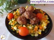 снимка 16 към рецепта Пухкави пържени кюфтета