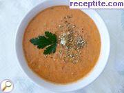 Леката студена супа на майстора