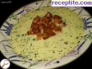 Супа с царевица и сирене