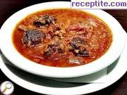 снимка 6 към рецепта Марокански кюфтенца на фурна