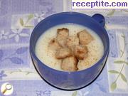 Постна крем-супа от карфиол