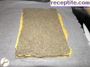снимка 3 към рецепта Зебрички-бисквитки (Бисквитки с мак)