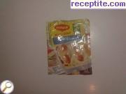 снимка 2 към рецепта Картофи с шунка и 4 сирена