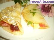 снимка 1 към рецепта Тесто за палачинки с мая