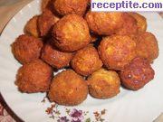 снимка 1 към рецепта Кашкавалено - пилешки бомби