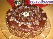 снимка 36 към рецепта Шоколадово-сметанова торта