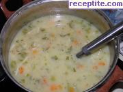 снимка 7 към рецепта Картофена супа с фиде