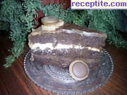 Торта Тофифи с бонбони карамел Му