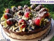 Торта с Дулсе де лече