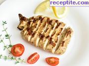 снимка 2 към рецепта Калмари на скара