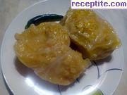 Сарми с ориз и праз