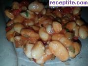 снимка 4 към рецепта Бобена салата
